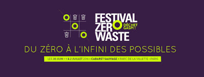 #Evenement à venir : Le Festival Zero Waste à Paris !